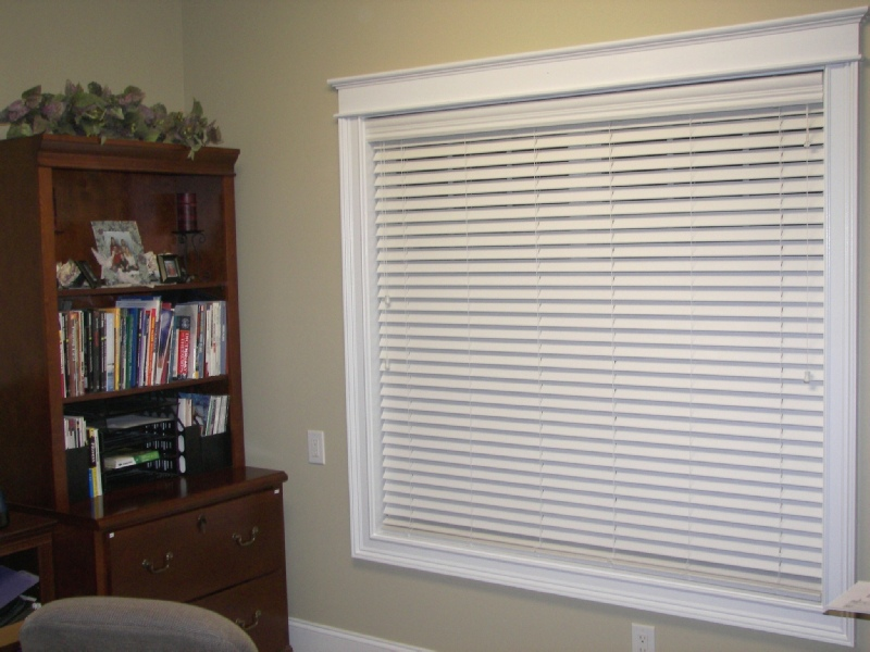 faux express budget inch fauxwood new norman window fashions custom for wood by windows and eteck blinds