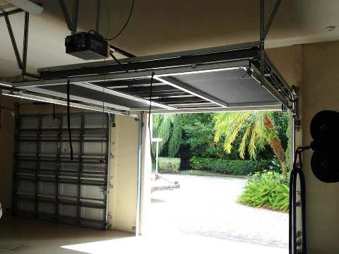 Garage Door Screens Carolina Window Fashions